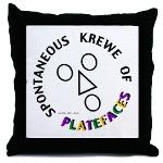 plate-pillow