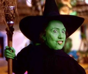 Witch Hillary
