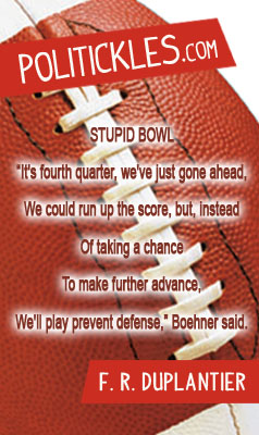 Stupid Bowl